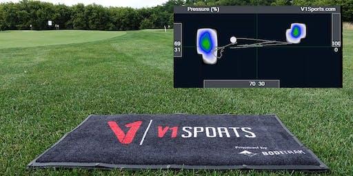 V1 Sports - Pressure Mat Certification