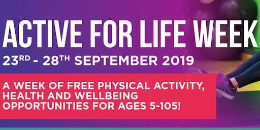 Active for Life - Mini Gymnastics (aged 3-4 years)