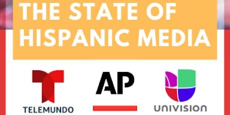 "HPRA & PRSA Miami ""State of Hispanic Media"" Hispanic Heritage Month Event tickets"