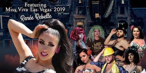 Philadelphia's Burlesque Halloween Ball!