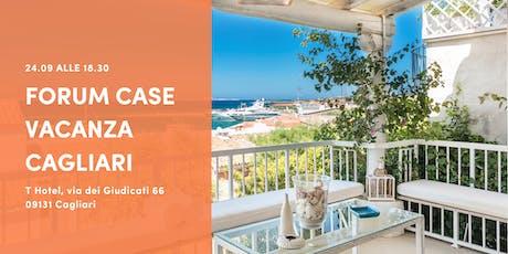 Forum Case Vacanza Cagliari 2019 biglietti