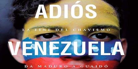 Adiós Venezuela biglietti