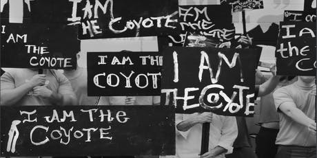Viewing of 'I am the Coyote' rare books and archive material tickets