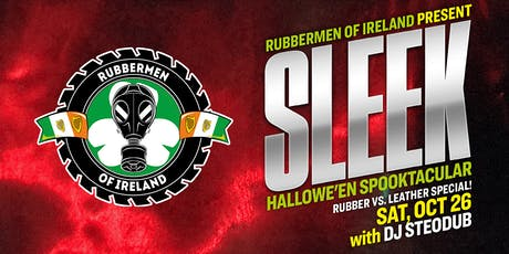 SLEEK Halloween Spooktacular tickets