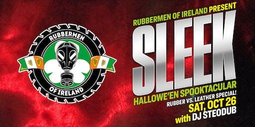 SLEEK Halloween Spooktacular