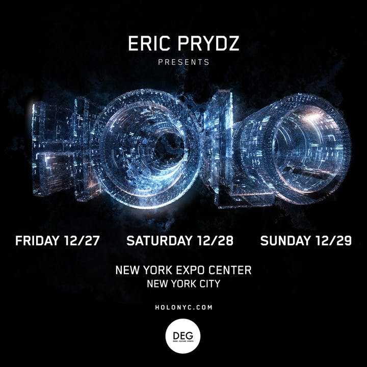 Eric Prydz Presents: HOLO NYC Tickets, Fri, Dec 27, 2019 at