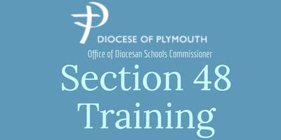 Section 48 Training for Schools in the Diocese of Plymouth