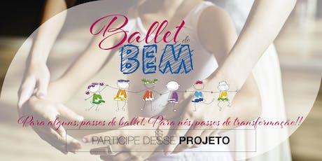 Campanha de Arrecadação - Ballet do Bem Tickets