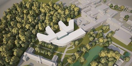 Opening AIA-EXPO: Architectuur gaat over mensen tickets