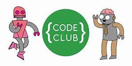 Quedgeley Library -  Code Club tickets