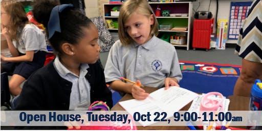 Open House for JK-Grade 8
