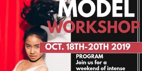 Intensive Modeling Workshop tickets