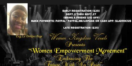 Women Empowerment Movement tickets