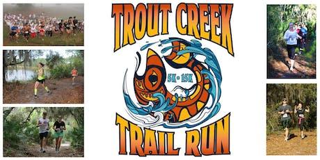 Trout Creek Trail Runs - 5K / 15K tickets