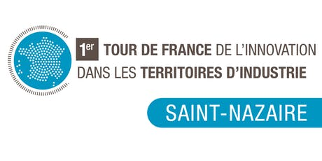 Tour de France de l'Innovation - Saint-Nazaire billets