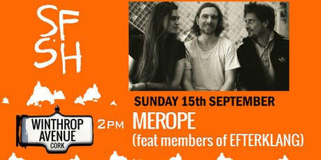 Merope (members of Efterklang) -  FREE GIG - Sounds From A Safe Harbour tickets