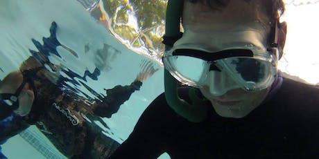 October 5 Intro to Freediving course- Apollo Beach tickets