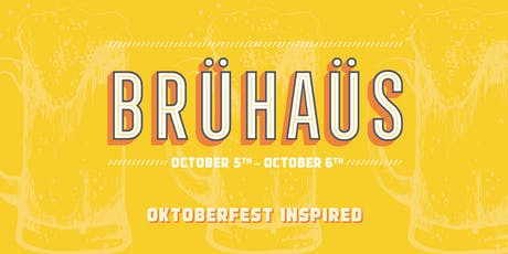CRAFT Brühaüs // Oktoberfest Party tickets
