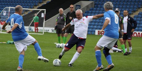 All you need to know about Walking Football tickets