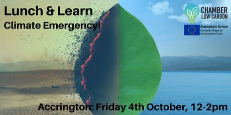 Low Carbon Lunch and Learn - Climate Emergency tickets