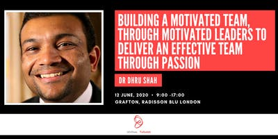 Building an effective team through passion