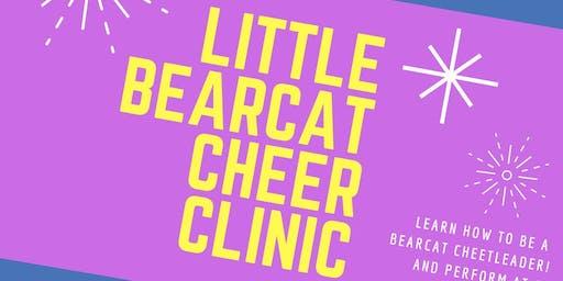 Little Bearcat Cheer Clinic
