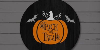Booze & Boards: Halloween