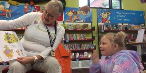 Newent Library-Storytime