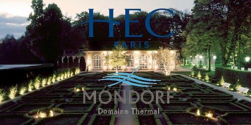 MONDORF Domaine Thermal - Visite Alumni HEC