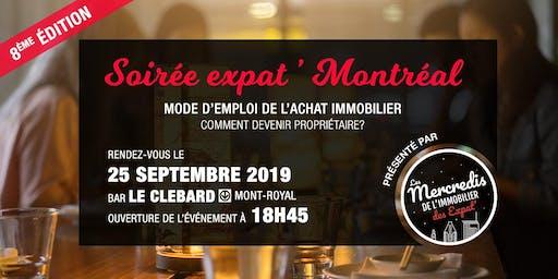 Expat' Montréal : comment devenir propriétaire ? 8ème édition