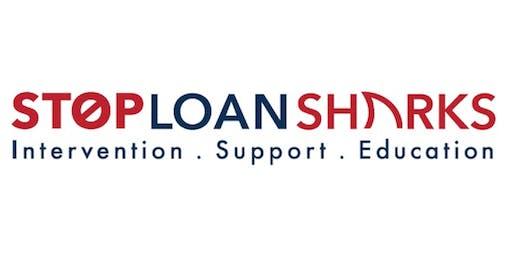 Illegal Money Lending 'Loan Shark' Awareness Event