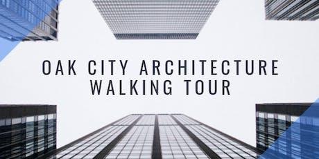 Oak City Architecture Tour tickets
