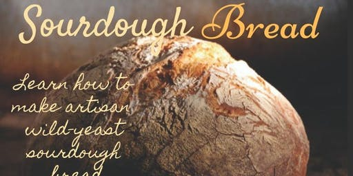 Sourdough Bread Using Wild Yeast