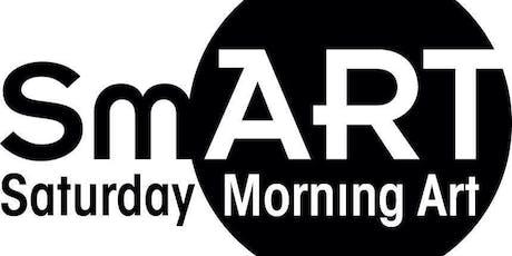 Saturday Morning Art Program (SmART) tickets