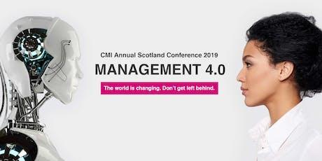 CMI Annual Scotland Conference 2019 tickets