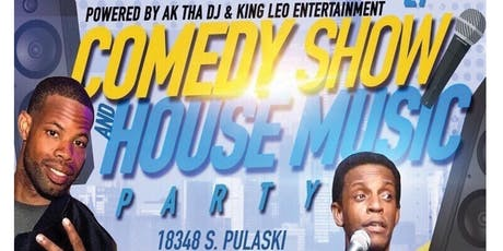 Comedy Show & House Party tickets