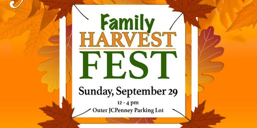 Poughkeepsie Galleria Family Harvest Fest