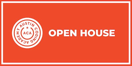 Austin Coding Academy | Open House | @ Capital Factory | 10.8.19 tickets