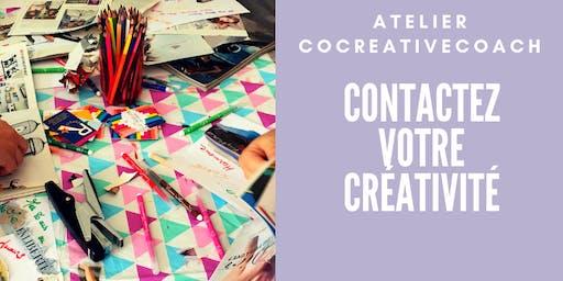 """Atelier """"Contactez votre créativité"""""""