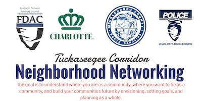 Tuckaseegee Corridor Neighborhood Networking