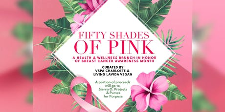 50 Shades of Pink tickets