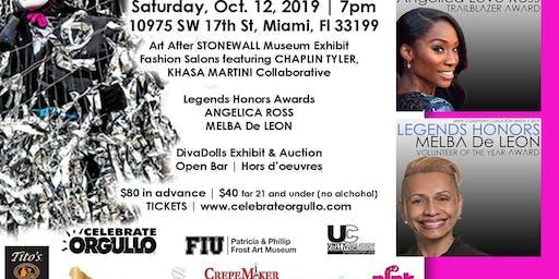 Celebrate ORGULLO's Fashion Gala
