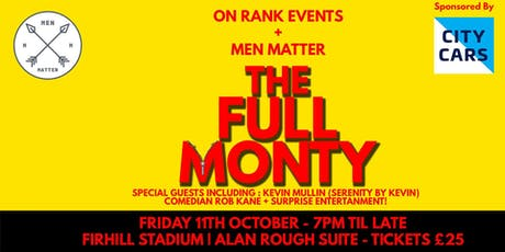 Full Monty tickets