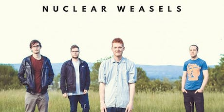 Nuclear Weasels & Blix tickets
