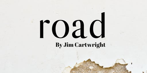 AUDITION TICKET - ROAD