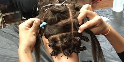 Youth Natural Hair Braiding Workshop