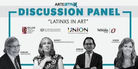 ArteLatinX Discussion Panel  tickets