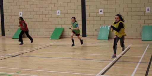 Y3/4 Sportshall Athletics