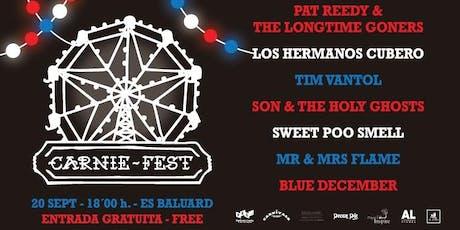 Carnie-Fest entradas