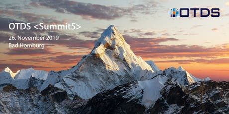 OTDS Summit5 Tickets